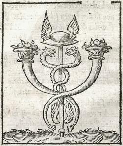 Fortuna y Mercurio-Alciato (1536)